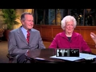 LATEST NEWS : 2010: George HW Bush talks politics