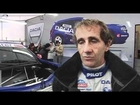 Andros Trohpy: Alain Prost and his Dacia Duster