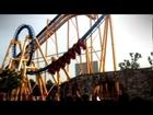 Goliath @ Six Flags Fiesta Texas [2011]