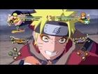 (Free PS3 Neon Alley DLC Code) Sage Mode Naruto vs Pain Naruto Ultimate Ninja Storm 3