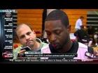 Lebron James Blames Backlash on Race. Bosh and Dwade Dissent