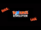 Worms Revolution PC Quick Look