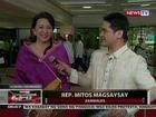QRT: Panayam kay Rep. Mitos Magsaysay ng Zambales tungkol sa naging SONA ni PNoy