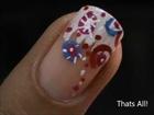 Elegant French Tip- EASY nail designs for short nails- nail design and nail art tutorial