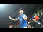 Lee Kwang Soo (Running man) - robot dance @ASIAN DREAM CUP 2012 IN THAILAND by ZL