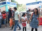 Kingfisher Sunday Bazaar at Out of the Blue Powai