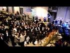 Hasidic Lubavitch Dance at Bar-Mitzvah Celebration (part 1) • בר מצווה -שמחה גדולה