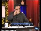 Dunya News-09-08-2012-Ronak-e-Ramadan-Sehri Transmission