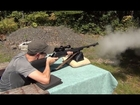 Shooting the TC Omega .50 caliber muzzleloader