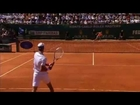 Nadal's Hot Shot Defence In 2012 Monte-Carlo Final