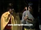 Didi Batman e Zaca Robin contra Coringa - Inédito - Trapalhões -...