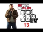 Grand Theft Auto 4 pt13 - Hung Out To Dry/Concrete Jungle