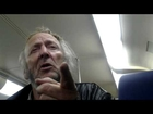 Third richest man in the world rides the GO Train
