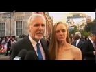 TITANIC EXPLORA: TITANIC 3D World Premiere in London 27th March 2012 James Cameron and Suzy Amis