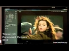 Titanic 3D Behind the Scenes  Making it 3D