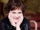 Susan Boyle's Makeover for Harper's Bazaar Magazine 2009