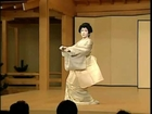 地唄舞 「鉄輪」 神崎ひで一 Japanese traditiona dance kanawa Hideichi Kanzaki