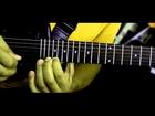 Flamme Kapaya - Soukous Guitar Transcription - Sous Sol (Werrason) - part 2