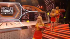 Beth Behrs & Kat Dennings Open The People Choice Awards 2314