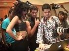 Niel Nitin Mukesh and Sonal Chauhan hot Photoshoot -video