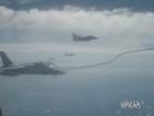 Pilot Screws Up In Flight Refueling