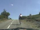 Le km à 11,5% du Puerto del Acebo