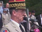 Dissolution du 12 Régiment d'artillerie (20/06/2009)