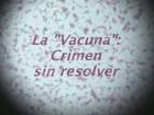 GRIPE A. La Vacuna: Crimen sin resolver