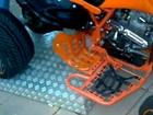 Kawasaki-Yamaha-ATV