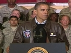 'You will succeed', Obama tells troops in Afghanistan